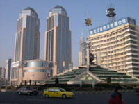 Click for pictures of Harbin.